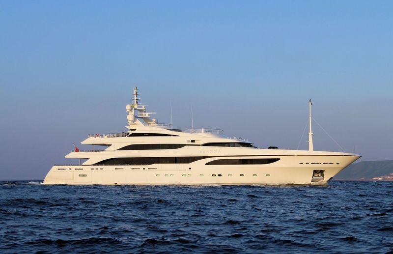 SEANNA yacht Benetti