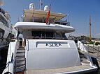 Aura yacht in Antibes