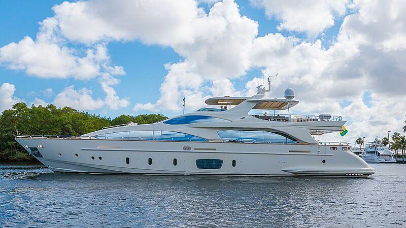 BABIECA yacht Azimut