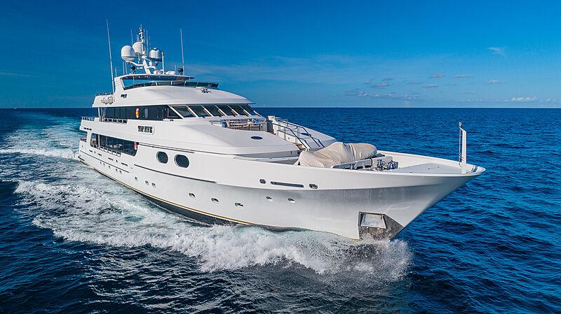 MI AMORE yacht Christensen
