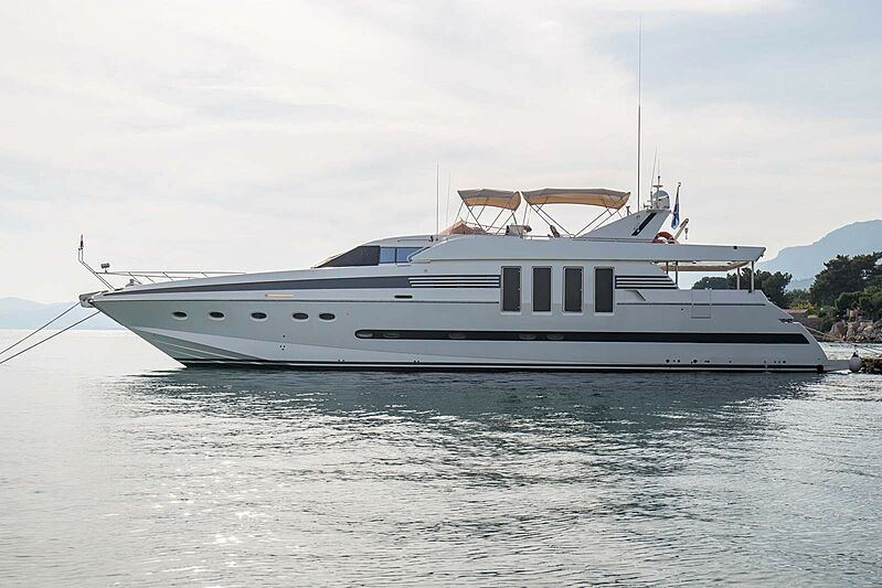 LADY INES D  yacht Cantieri Navali Rizzardi