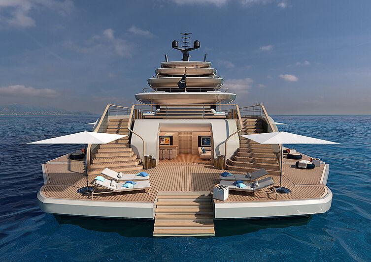 Nauta Air 96m yacht concept