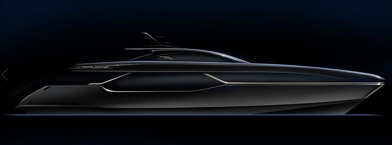 Falcon Yachts design concept