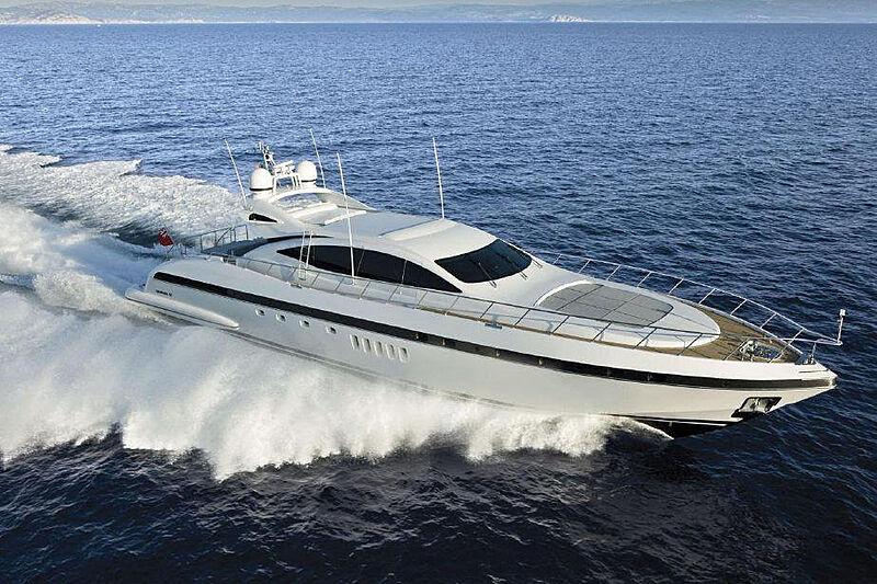 FLAMINGO yacht Overmarine