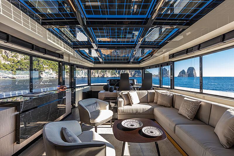 Sherpa XL #02 yacht skylounge