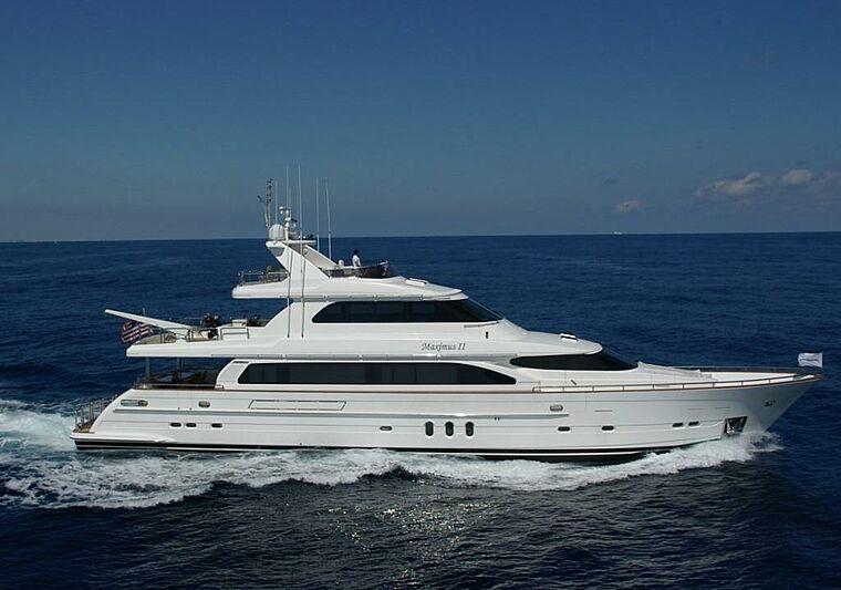 MAXIMUS II yacht Horizon