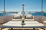 Uny yacht sun deck