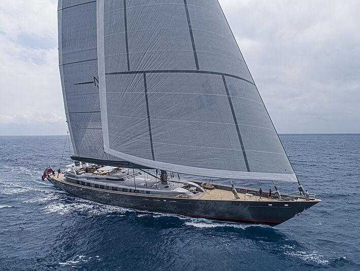 M5 yacht Vosper Thornycroft