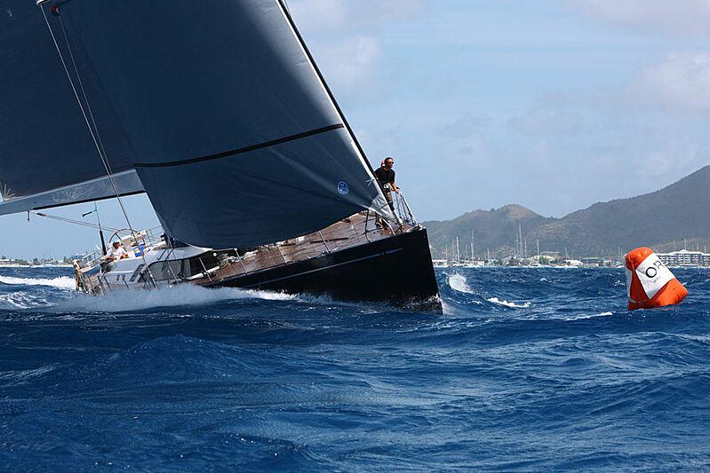 Varsovie yacht sailing