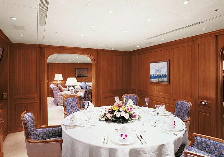 Felicita West yacht
