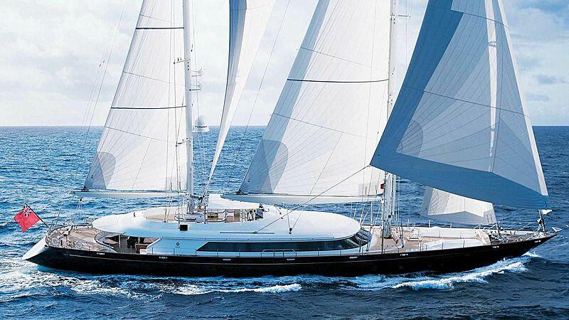 ALMYRA II yacht Perini Navi