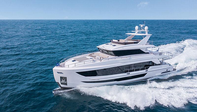 HORIZON FD92 TRI DECK/17 yacht Horizon