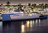 Shadow support vessel by Damen in Fort Lauderdale