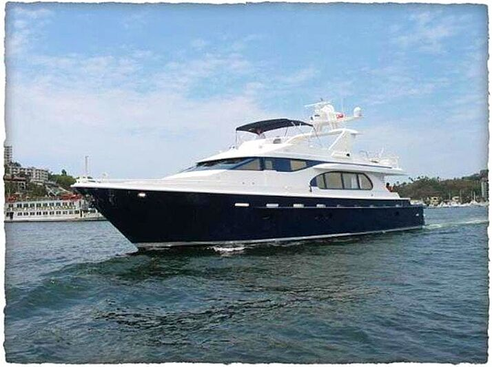 ANDYKER yacht Inace