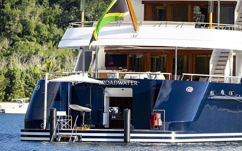Broadwater yacht beach club