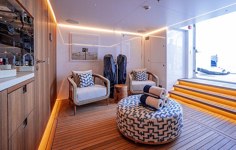 Broadwater yacht interiors