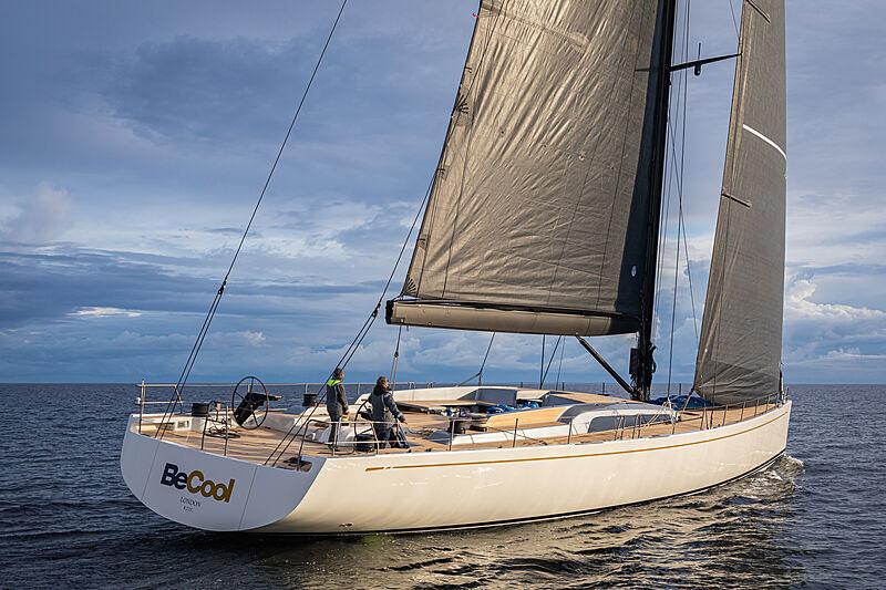 BeCool yacht cruising