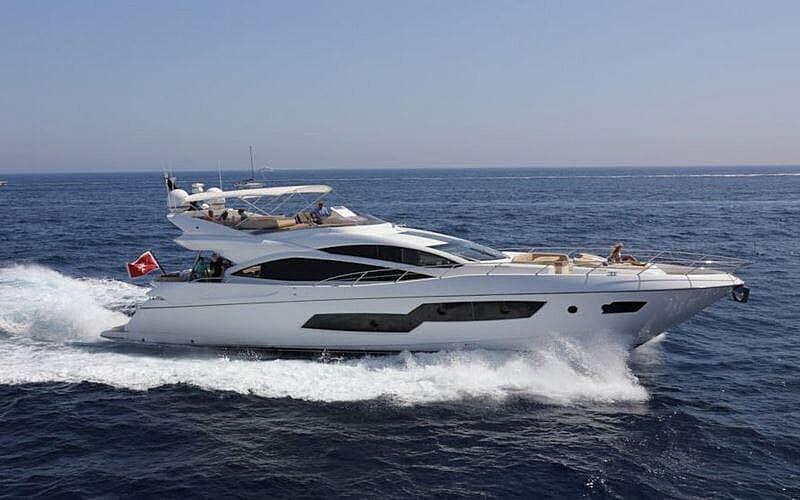 ANNEKE  yacht Sunseeker
