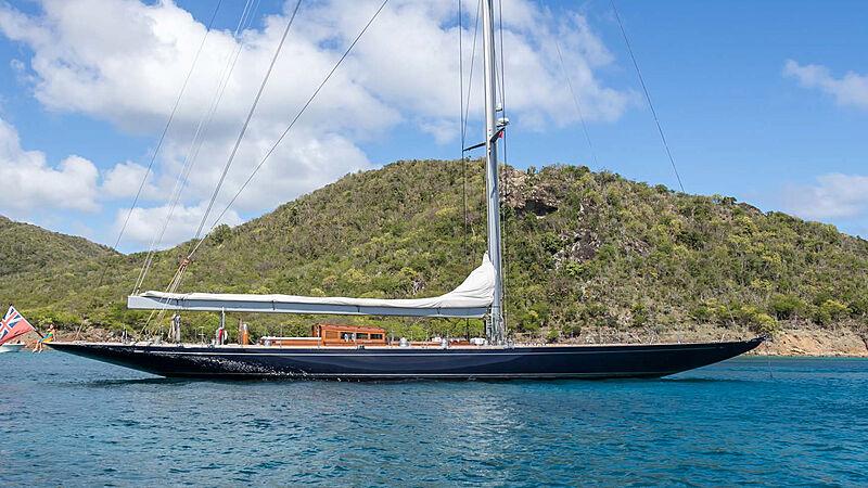 Rainbow yacht profile