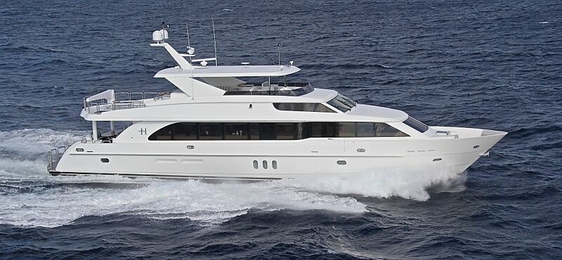 PINGUINITO yacht Hargrave