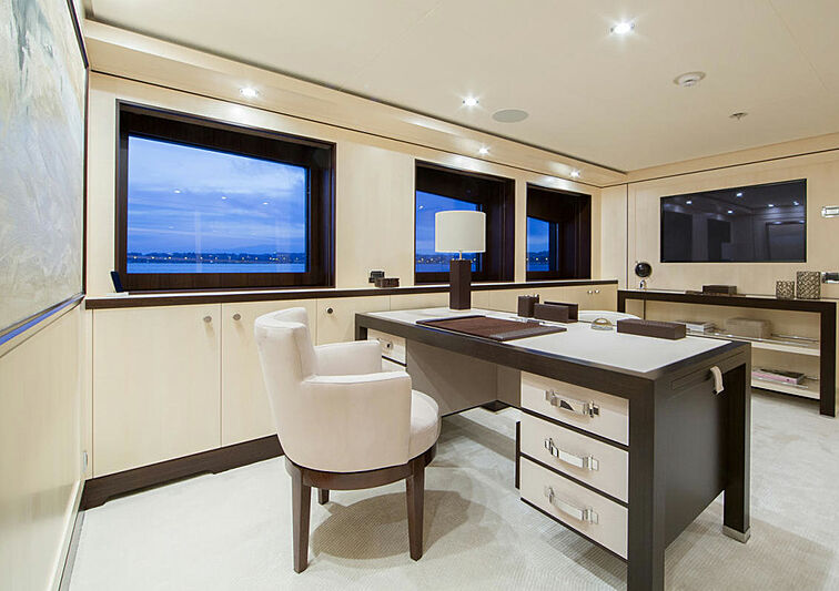 4You yacht study