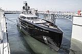 50m Olokun yacht launch