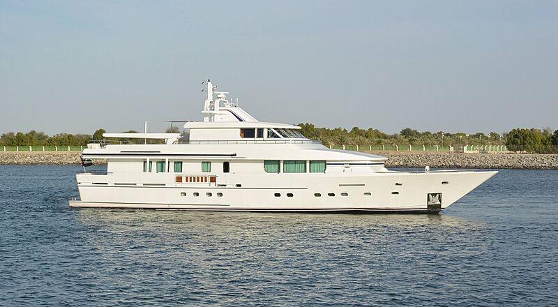 Anad 3 yacht profile