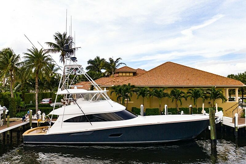 Miss Victoria yacht in Palm Beach Gardens