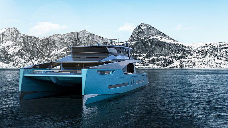 Ocean Eco Explorer 90 exterior design