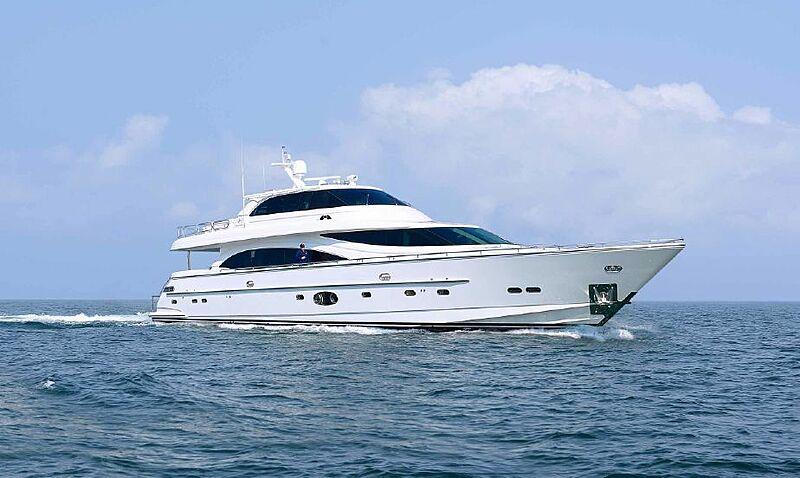 Waddle We Do yacht cruising