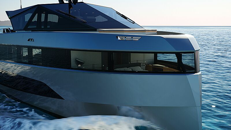 Wally WHY200 yacht concept