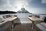 Lady Lara yacht deck