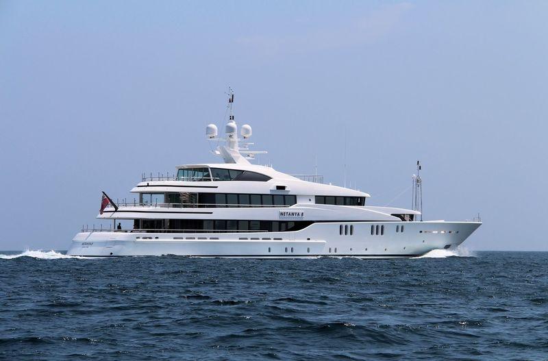 NETANYA 8 yacht CMN Yacht Division