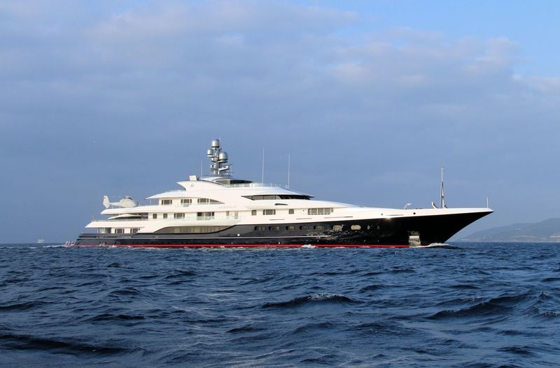 ATTESSA IV yacht Evergreen Shipyard