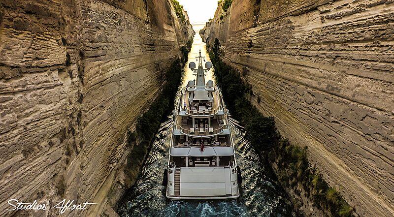 Chopi Chopi yacht by CRN in Corinth