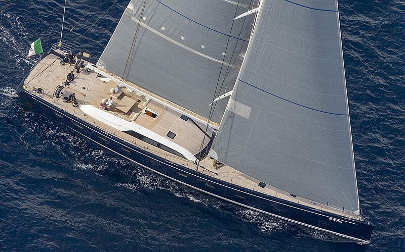 SOLLEONE yacht Nautor's Swan