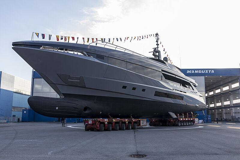 MANGUSTA GRANSPORT 45/02 yacht Overmarine
