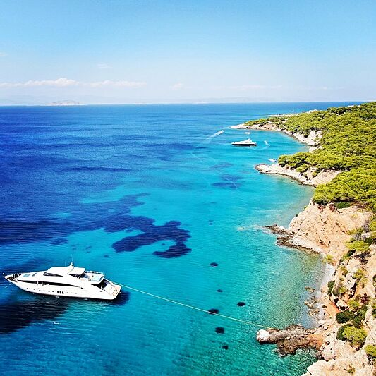 FREEDOM yacht Permare