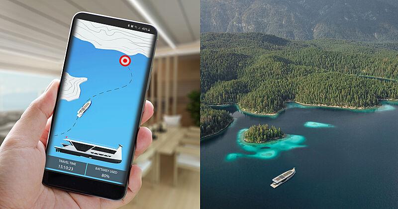 Drakkar S yacht concept