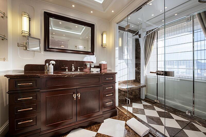 Ace yacht bathroom