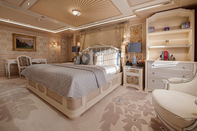 Ace yacht stateroom