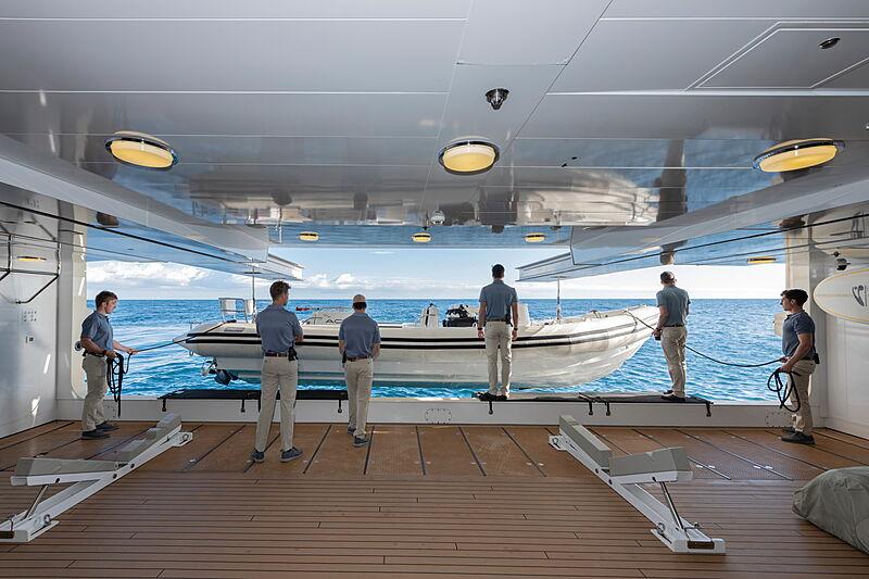 Ace yacht garage