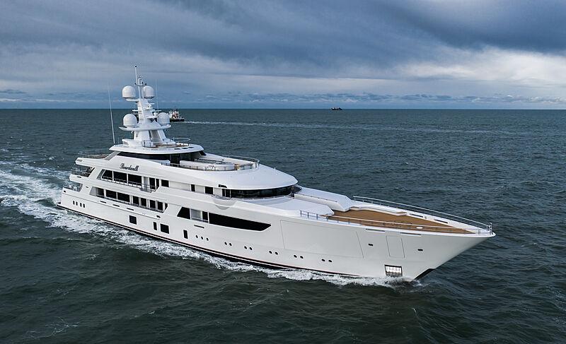 BOARDWALK yacht Feadship