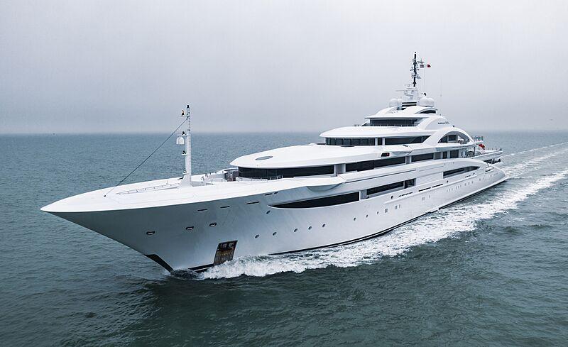 MARYAH yacht Elefsis