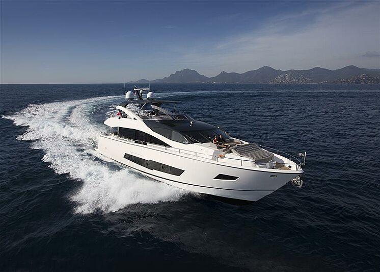 HERO yacht Sunseeker