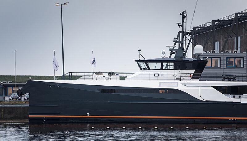 Blue Ocean yacht Damen Yachting
