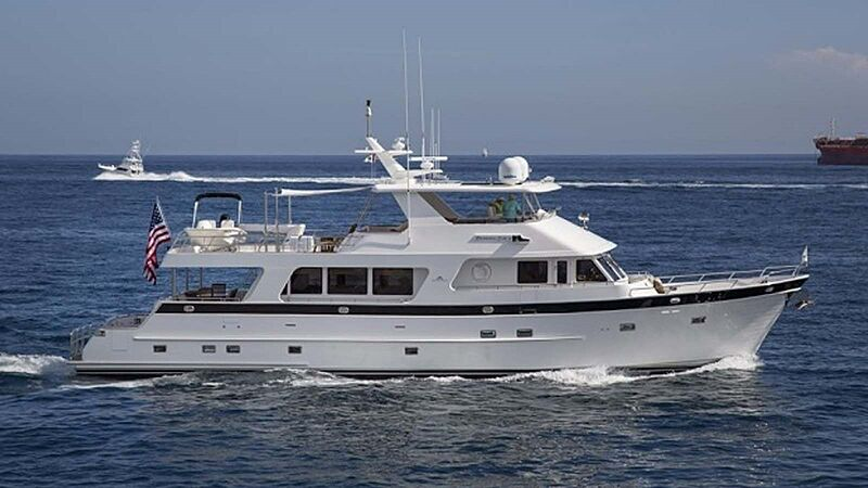 BARBARA SUE II yacht Outer Reef Yachts