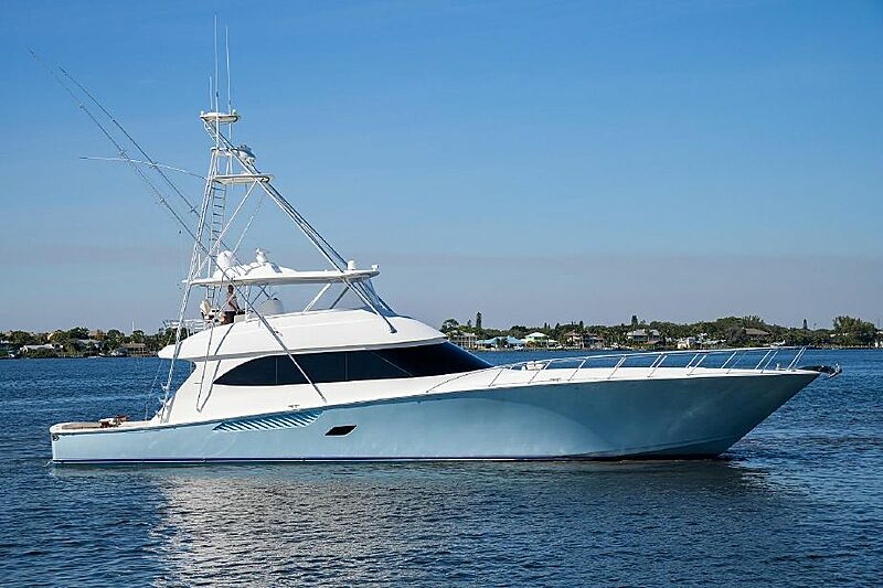 RITE ANGLER yacht Viking Yachts