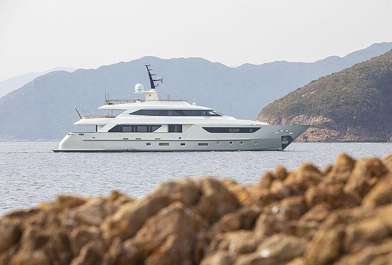 PHOENIX yacht Sanlorenzo