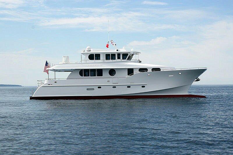 HAYFU II yacht A. F. Theriault & Son Ltd